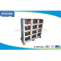 Buy cheap Corrugated Product Display Stand With LCD Video Player from wholesalers
