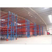 Buy cheap Steel Heavy Duty Storage Racks , Warehouse Pallet Racking Systems Muti - Tier from wholesalers