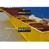 Buy cheap Sand washing machine with high ablution, big capacity, low consumption, long serving life from wholesalers