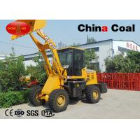 Buy cheap Streamlined Design Building Construction Equipment Wheel Loader from wholesalers