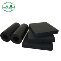 Buy cheap Closed Cell Waterproof NBR Rubber Foam Thermal Insulation Board from wholesalers