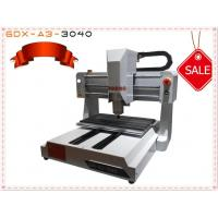 Buy cheap Mini CNC Router Wood Carving Machine , Tabletop CNC Router Machine from wholesalers
