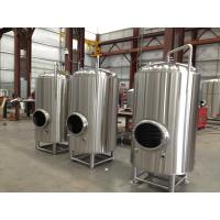 Buy cheap Beer Brewery System Bright Beer Tanks For Restaurant and Pub from wholesalers