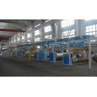 Buy cheap 3 - 7 Layer Corrugated Cardboard Production Line / Corrugated Box Making Equipment from wholesalers