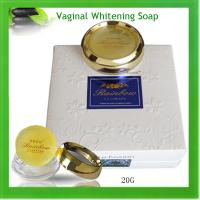 Buy cheap 100% Herbal Whitening&Clean Female Private Natural Active Crystal Soap from wholesalers