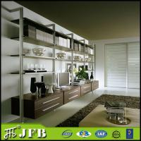 Buy cheap Aluminum alloy modern durable french furniture wholesale customzied open pole system wardrobe design from wholesalers