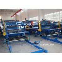 Buy cheap EPS Sandwich Panel Production Line by Shanghai MTC from wholesalers