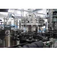 Buy cheap 3 in 1 Automatic Carbonated beverage rotary filling machines wine bottle filling equipment from wholesalers