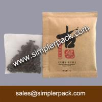 Buy cheap Flat Ultrasonic Nylon Mesh Bag Packing Machine with Outer Envelope from wholesalers