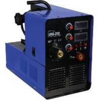 Buy cheap 250A IGBT technology dc inverter MAG/MIG welding machine of 220V from wholesalers