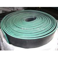 Buy cheap Sandwich black-green-black skirting rubber soft and wear resistant from wholesalers