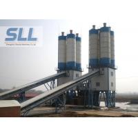 Buy cheap High Layout Flexibility Compact Concrete Batching Plant With Electric Pulse De Duster from wholesalers