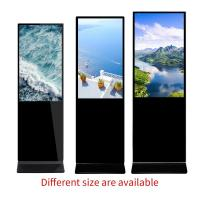 Buy cheap I3 49 Inch Indoor Digital Signage / Hotel Lobby Digital Signage Kiosk from wholesalers