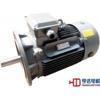 Buy cheap IE1 4 KW 6 Pole Three Phase Asynchronous Squirrel Cage Induction Motor 40HZ - 60HZ from wholesalers