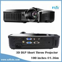 Buy cheap 4500 Lumens DLP 3D 1080P Projector T755ST from wholesalers