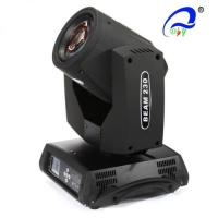 Buy cheap 230W Sharpy 7R Gobo Moving Head Beam Light For Stage Dispiay , LED Disco Light from wholesalers