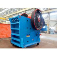 Buy cheap Metallurgy Symmetrical V Formed Granite Crusher Machine 240T / H Capacity from wholesalers