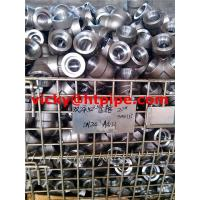 Buy cheap ASME SA-182 ASTM A182 F316 socket weld elbow from wholesalers