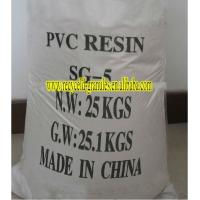 Buy cheap pvc resin SG5 from wholesalers