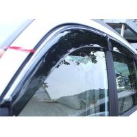 Buy cheap Wind Deflectors For Chery Tiggo3 2014 2016 Car Window Visors With Trim Stripe from wholesalers