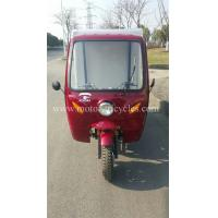 Buy cheap 163FML Engine Adult 3 Wheel Covered Motorcycle Commercial Tricycles OEM from wholesalers