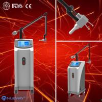 Buy cheap Fractional co2 laser Skin rejuvenation facial treatment machine from wholesalers
