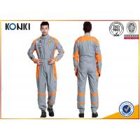 Buy cheap Waterproof Long Sleeve Custom Work Uniform Embroidery For Spring / Autumn from wholesalers
