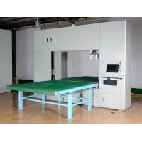 Buy cheap Professional CNC Foam Cutter Machine For Circular Knife Cutting With Brake System from wholesalers
