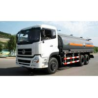 Buy cheap Dongfeng DFL1250A9 Liquid Chemical Tank Truck from wholesalers