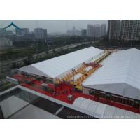 Buy cheap Conditioned  Exhibition Tents With PVC Fabric For Outdoor Commercial Trade Show Event from wholesalers