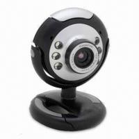 Buy cheap PC camera with clip base from wholesalers