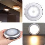 Buy cheap Cordless Battery-Powered LED Night Light Motion Sensor Light from wholesalers