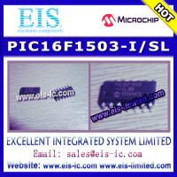 Buy cheap PIC16F1503-I/SL - MICROCHIP - 14-Pin Flash, 8-Bit Microcontrollers product