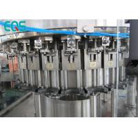 Buy cheap Customized Voltage Automatic Liquid Bottle Filling Machine 8000 BPH 3 In 1 Monobloc from wholesalers