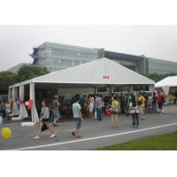 Buy cheap 10m X 18m Soundproof Outdoor Event Tent With Double PVC Coat Covers product