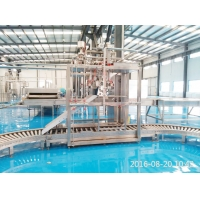 Buy cheap PLC Control Ginger 2t/H Double Head Aseptic Bag Filler product