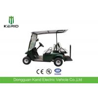 Buy cheap Direct Supply 48V 4 Passenger Classic Electric Golf Carts With 2 Rear Foldable Seat from wholesalers