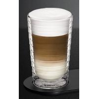 Buy cheap NESPRESSO CitiZ Barista coffee Cups,Set of 2,hand-blown Recipe glasses (350 ml),Double Wall Glass Coffee glass from wholesalers