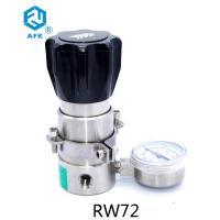 Buy cheap Stainless Steel Back Pressure Regulating Valve 6000 Psi Applicable To Liquid from wholesalers