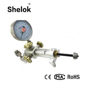 Buy cheap Portable Pressure Calibrator For Liquid, Pressure Calibrator product