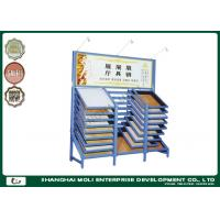 Top quality Customized Environmental Friendly ceramic tile display racks and stand for sale