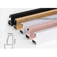 Buy cheap Modern Fashionable Type Brushed Metal Picture / Poster / Canvas Frames from wholesalers