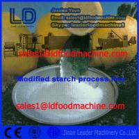 Buy cheap Excellent quality Automatic Modified Starch extrusion Machinery product