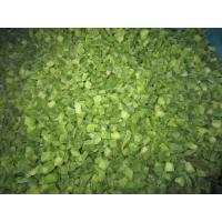 Buy cheap New crop frozen green pepper dice, 10x10mm, 20x20mm; frozen diced green pepper from wholesalers