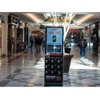 Buy cheap 43 Inch Adversting Digital Signage Kiosk Machine Mobile Cell Phone Charging Station from wholesalers