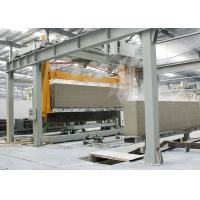Buy cheap Fireproofing of Autoclaved Aerated Concrete AAC Block Machine / AAC Brick Plant product