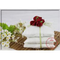 Buy cheap Colorful Linen Pouch Lace Flower Lavender Scented Pillows 7*6cm from wholesalers