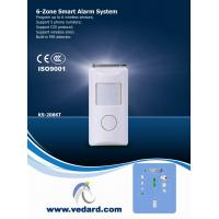 Buy cheap Wireless smart alarm system (3-in-1) | burglar alarms | intrusion detection | Built in PIR detector from wholesalers