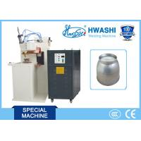 Buy cheap Pot Base Stainless Steel Welding Machine , Multipoint Spot Welding Machine from wholesalers