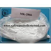 Buy cheap MK2866 Selective Androgen Receptor Modulators Ostarine Sarms Powder 401900-40-1 from wholesalers